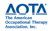 The American Occupational Therapy Association logo