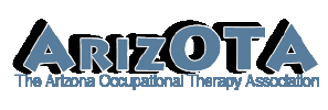 The Arizona Occupational Therapy Association logo